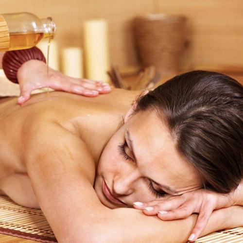 Wellness-Körpermassagen